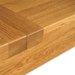 Rustic Oak 180-220-260cm Ext. Dining Table 610.064_sskjgkcm