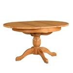 Rustic Oak 110-145cm Round Ext. Table 610.066_wa5vl15h