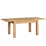 Light Oak 132-162-192cm Ext. Table and 4 Shaker Chairs 610.097_gvih4f97