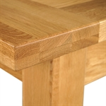 Light Oak 180-220-260cm Table and 6 Ladderback Chairs 610.114_kusmdul2