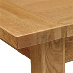 Light Oak 180-220-260cm Ext. Table and 6 Bison Rollback Chairs 610.118_49z86w1s