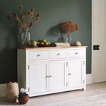 Chiltern Painted 3 Door Sideboard 613.007_kod4gvot