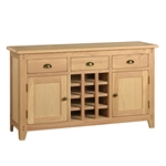 Grove Oak Sideboard with Wine Rack 615.009_gnetvy4b