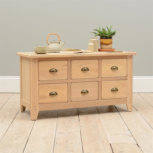 Grove Oak Multi Drawer Coffee Table