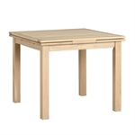 Grove Oak 90-155cm Square Extending Table 615.018_43b7wr9e
