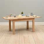 Grove Oak 132-162-192cm Ext. Dining Table 615.019_evdf609z