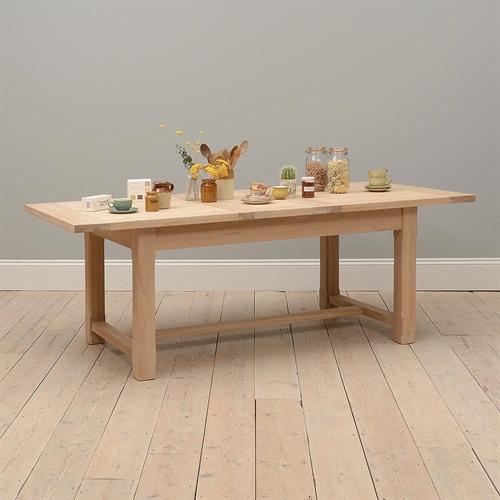 Grove Oak 180-220-260cm Ext. Dining Table