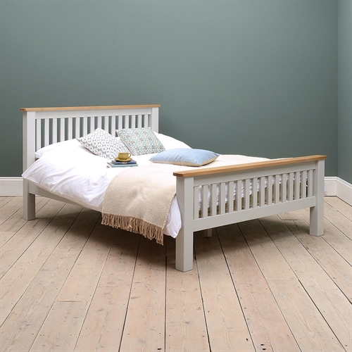 Kenwith Grey 5' Bed