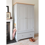 Banbury Grey Bedroom Set with Gents Wardrobe 620.015_5yn5jzdr