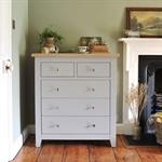 Banbury Grey Bedroom Set with Triple Wardrobe 620.016_kmpwucat