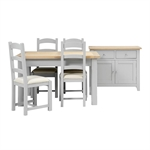 Banbury Grey Essential Dining Suite 620.048_ug87z21l