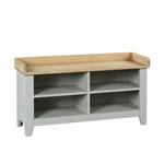 Banbury Grey Shoe Storage Bench and Cushion 620.065_pcajxhk0
