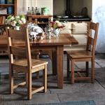 Vancouver Oak 180cm-230cm Extending Dining Table 721.024.1