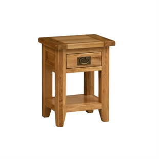 Vancouver Oak Side Table