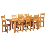 Vancouver Oak 220-270cm Ext. Dining Table 721.177_z26ksyvq