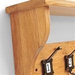 Vancouver Oak 6-Hook School Coat Rack 721.184_ja31kvyv