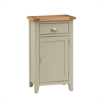 Houghton French Grey Hall Cabinet 730.012.2