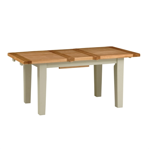 Houghton French Grey 140cm-180cm Extending Dining Table