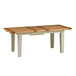 Houghton French Grey Large 180cm-230cm Extending Dining Table 730.028.4