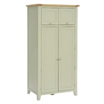 Houghton French Grey Larder Cabinet 731.016.2