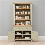 Houghton French Grey Dresser with Shelves 731.177_8fqp4lax