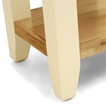 Canterbury Cream Side Table 732.039.2