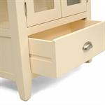 Canterbury Cream 2 Door Display Cabinet 732.075_vq3xqe41