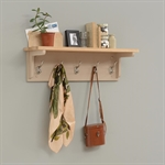 Pavillion Soft Truffle 5-Hook Coat Rack 733.072_nenhhjpj
