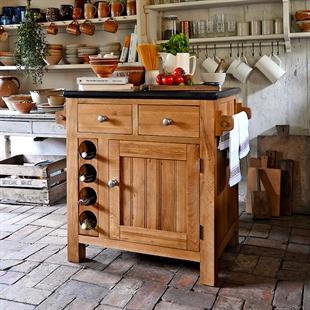 Cotswold Kitchen Granite Top Kitchen Island
