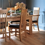 Light Oak Set of 6 Shaker Chairs 808.061_ch4nmejh