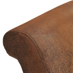 Light Oak Set of 4 Bison Rollback Dining Chairs 808.118_uqw9oxtc