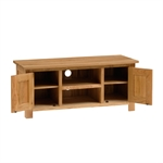Rivermead Oak Wide TV Cabinet - up to 53 808.836.2