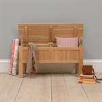 Rivermead Oak Hallway Storage Bench 808.858_o98sd3m0