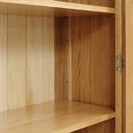 Rivermead Oak Glazed Display Cabinet 808.862_zekkz5uw