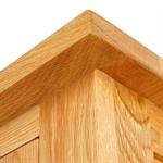 Rivermead Oak Corner Display Cabinet 808.863_tw2cxnvc