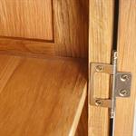 Hamilton Oak Large Shaker Cupboard 812.004_r93tn2z6