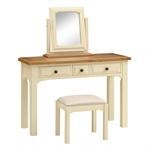 Clermont Shabby Chic Dressing Table Stool 902.405.5