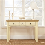 Clermont Shabby Chic Dressing Console Table 902.415.7
