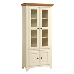 Clermont Shabby Chic Glazed Display Cabinet 902.424_mfo46p21
