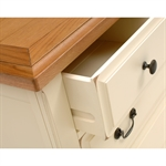 Clermont Shabby Chic Pair Bedside Cabinets 902.431.3