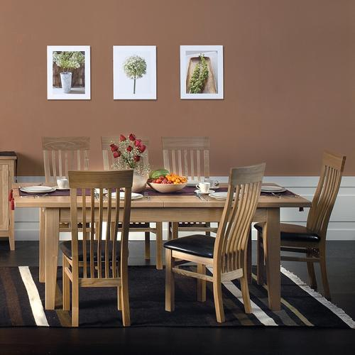 Oakleigh Dining Set Extending table 6 Classic Chairs  : 90334954 from www.pinesolutions.co.uk size 500 x 500 jpeg 34kB