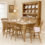Farmhouse Pine 183cm (6ft) Kitchen Table 914.807W.3