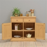 Farmhouse Pine Small 3ft Sideboard 914.825_zpmi3b9x