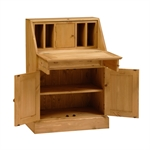 Farmhouse Pine Small Writing Bureau 916.132W.2