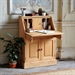Farmhouse Pine Small Writing Bureau