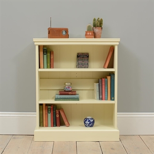 Gloucester Painted Medium Bookcase (3ft high)