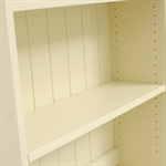 Gloucester Painted Wide Bookcase (6ft high) 916.225P.3