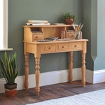 Farmhouse Pine Writing Desk Topper 916.452_hofonww0