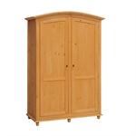 Kensington Pine Double Wardrobe 916.706_ssk4mmb8