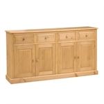 Farmhouse Pine Kitchen Dresser (6Ft) 916.804w_6wenjjel